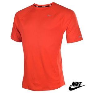 Nike Men's UV Miller Short Sleeve Athletic Shirt M